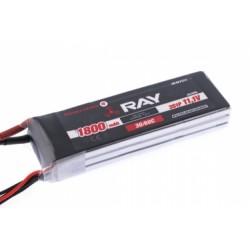 Acumulator LiPo G4 RAY 1800 mAh, 11.1V, 2/30/60 C