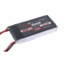 Acumulator LiPo G4 RAY 3000 mAh, 7.4V, 26/50C, ptr. receptie