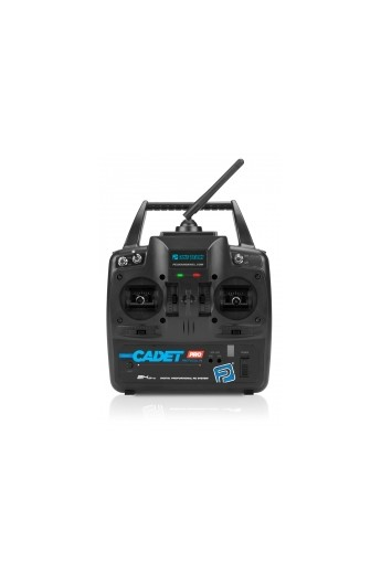 Cadet 6 Pro, sistem RC 6 canale, 2.4 GHz FHSS