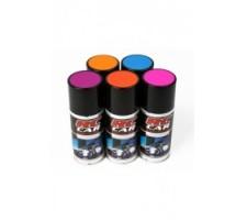 image: Vopsea Lexan Fluor Portocaliu Inchis 1011