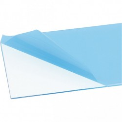 Placa PET transparenta 1.5 mm 50x25 cm