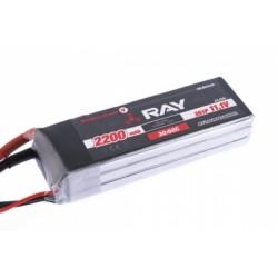 Acumulator LiPo G4 RAY 2200 mAh, 11.1V, 2/30/60 C