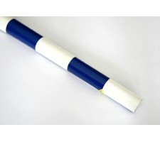 Folie termoadeziva Albastru-Alb 638x1000 mm