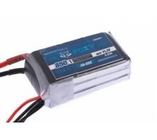 Acumulator LiPo Foxy 850 mAh, 11.1V