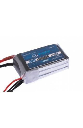 Acumulator LiPo Foxy 850 mAh, 11.1V, 2/40/80 C