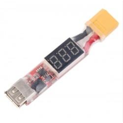Adaptor 5V USB de la LiPo