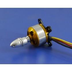 Motor BL A2208-8 Outrunner, KV 2600, 20A