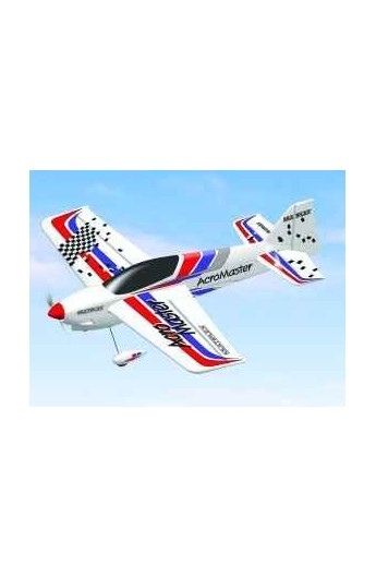image: Aeromodel AcroMaster, pentru acrobatie 3D, Multiplex