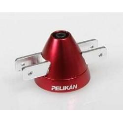 Con elice plianta dural Turbo 40/3.2/6/2 mm