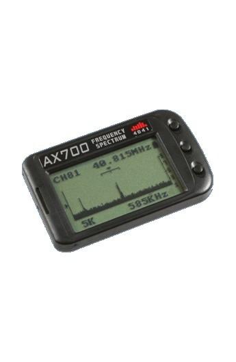 image: Scaner de frecventa AX700 - 40/41 MHz