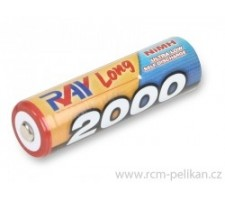 image: Acumulator NiMH 1.2V 2000mAh, AA Ray-Long